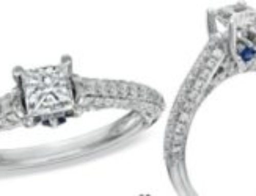Догляд за виробами з діамантами